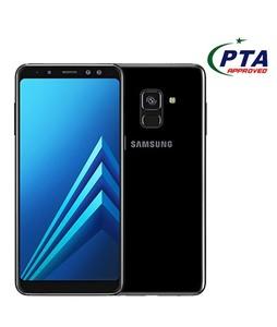 Samsung Galaxy A8 2018 64GB Dual Sim Black - Official Warranty