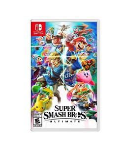 Super Smash Bros Ultimate Edition Game For Nintendo Switch