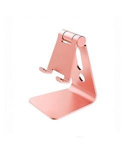 Smart Gadgets Multi Angle Mobile And Tablet Holder Rose Pink