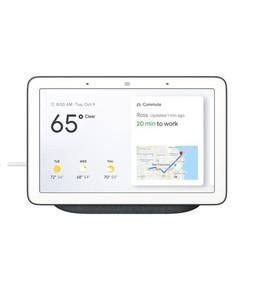 Google 7 Smart Home Controller Hub Charcoal