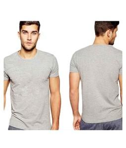 MM Mart Pack of 2 Grey T-Shirt For Men