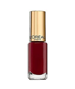 LOreal Paris Color Riche Nail Polish (404 Scarlet Vamp)
