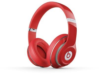 Beats Studio 2.0 Wired Headphone Red