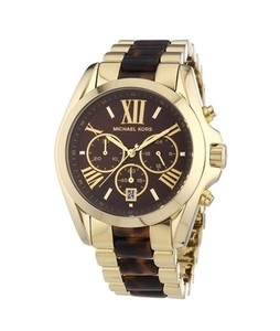 Michael Kors Bradshaw Womens Watch Gold (MK5696)