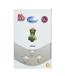 Canon 6 Ltr Instant Gas Geysers Water Heater (JDC12)