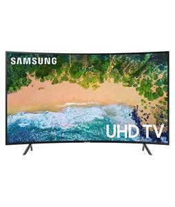 Samsung 55 4K Smart Curved UHD LED TV (55NU7300)