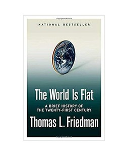 The World Is Flat: A Brief History Of The Twenty-First Century Book