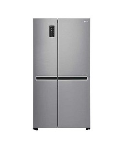 LG Side-by-Side Refrigerator 23 cu ft (GR-B257SLLV)