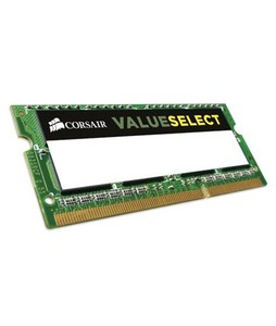 Corsair Value Select 8GB DDR3L DRAM (CMSO8GX3M1C1600C11)