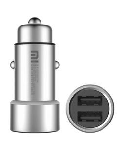 Xiaomi Mi Dual USB Car Charger Silver
