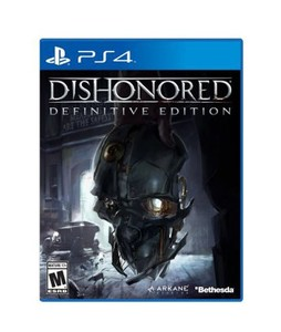 Dishonored Definitive Edition Game For PS4