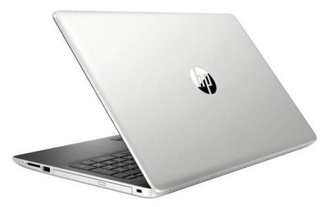 HP 15.6 Core i3 7th Gen 4GB 500GB Notebook Silver (15-DA0027NX) - Without Warranty