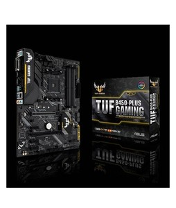 Asus TUF B450-Plus Gaming ATX Motherboard
