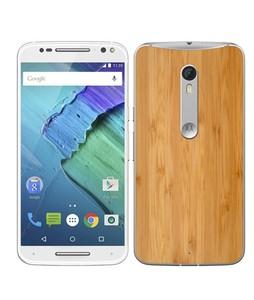 Motorola Moto X Pure Edition 4G 16GB White & Bambo (XT1575)
