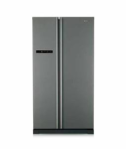 Samsung Side-by-Side Refrigerator 10 cu ft (RSA1STMG)