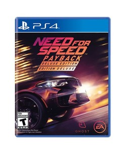 Need For Speed Payback Deluxe Edition Game For PS4