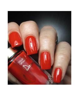 LOreal Paris Doutzens Nail Polish - Red