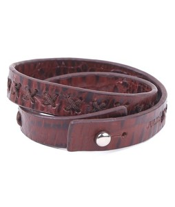 Julke Apollo Leather Band For Men Brown