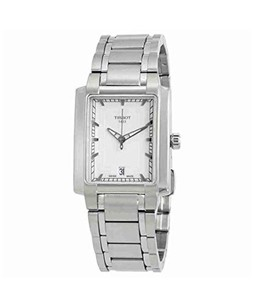 Tissot TXL Mens Watch Silver (T0613101103100)