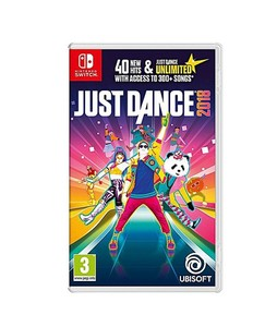 Just Dance 2018 Game For Nintendo Switch