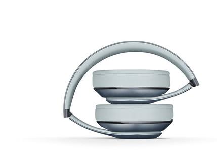 Beats Studio Wireless Bluetooth Over-Ear Headphones Mettalic Sky
