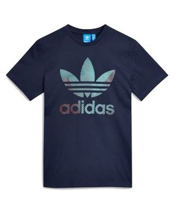 Next Adidas Originals Legend Ink Trefoil Mens T-Shirt Navy (170-936)