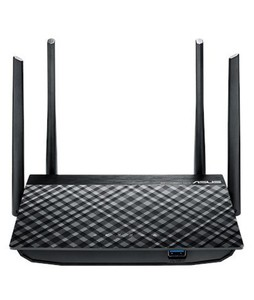 Asus AC1300 Dual Band Gigabit Wireless Wi-Fi Router (RT-AC58U)