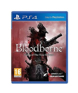 Bloodborne Game Of The Year Edition Game For PS4