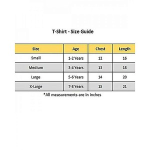 Bindas Collection Pack Of 3 Cotton Strips T-Shirt For Kids Multicolor (IL-0288)