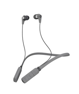 Skullcandy INKD Wireless Bluetooth In-Ear Headphones Street/Gray/Chrome (S2IKW-K610)