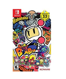 Super Bomberman Game For Nintendo Switch
