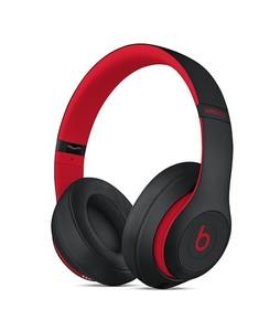 Beats Studio3 Decade Wireless Bluetooth Over-Ear Headphones Black-Red