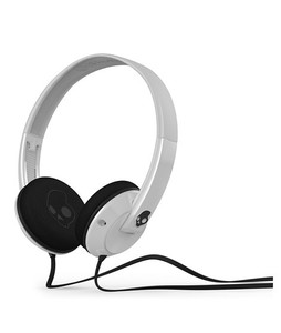 Skullcandy Uprock On-Ear Headphones White/Black (S5URGY-336)