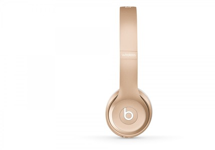 Beats Solo2 Wireless On-Ear Headphone Gold