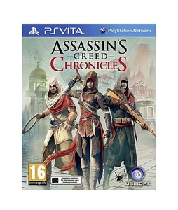 Assassins Creed Chronicles Game For PS Vita