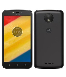 Motorola Moto C Plus 16GB Dual Sim Starry Black (XT1723) - Official Warranty