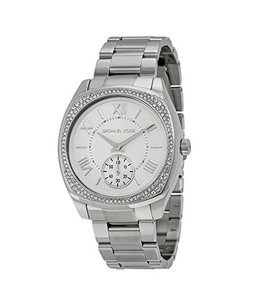 Michael Kors Bryn Womens Watch Silver (MK6133)