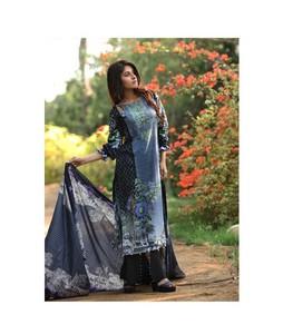 Al Zohaib Anum Womens Lawn Vol 3 2018 (AL-10B)