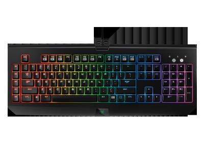 Razer Blackwidow Chroma Stealth Keyboard