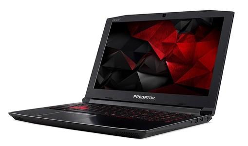 Acer Predator Helios 300 15.6 Core i7 7th Gen 16GB 256GB GeForce GTX 1060 Gaming Laptop (G3-571-77QK)