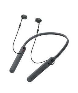 Sony Wireless In-ear Headphones Black (WI-C400)