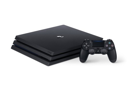 Sony PlayStation 4 Pro 1TB Console Region 2 Black