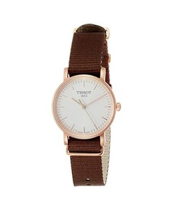 Tissot Everytime Womens Watch Brown (T1092103703100)