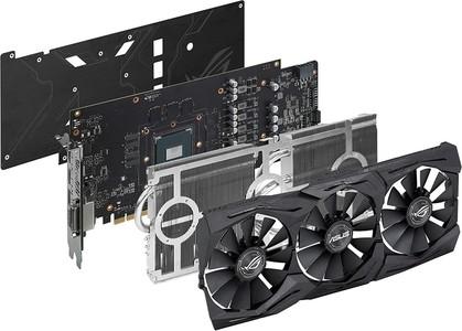 Asus ROG GeForce GTX 1060 6GB Gaming Graphic Card (ROG-STRIX-GTX1060-O6G-GAMING)
