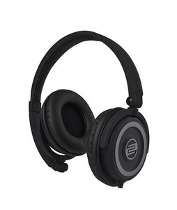 Reloop RHP-5 Series DJ On-Ear Headphones Black