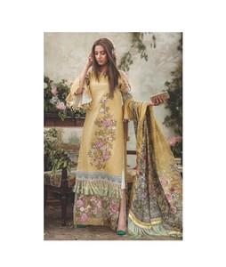 Noor Sunshine Luxury Womens Lawn Collection 2018 (09)