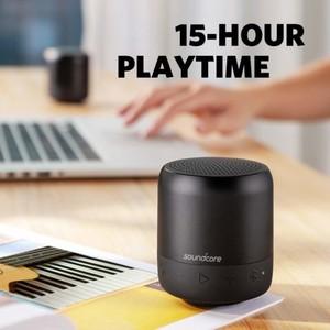 Anker SoundCore Mini 2 Bluetooth Portable Speaker Black