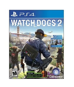 Watch Dogs 2 Game For PS4
