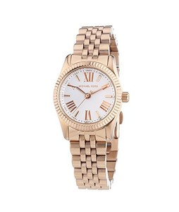 Michael Kors Lexington Womens Watch Rose Gold (MK3230)