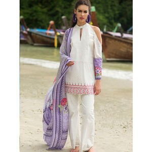 Maheen Taseer Luxury Womens Lawn 2018 (MT-9B)